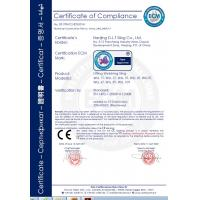 NANJING D.L.T SLING CO.,LTD Certifications