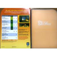 Cheap 32 Bit / 64 Bit English Office 2010 Home And Student Product Key For 1 PC wholesale