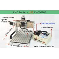 Cheap Ball screw 3 Axis Laptop USB CNC 3020 Router For Engraving Drilling Milling Machine wholesale