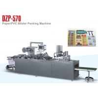 Cheap Large Battery Tablet Blister Packing Machine Semi Automatic Blister Line wholesale