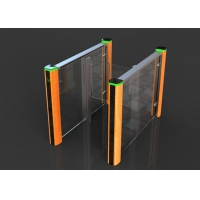 Buy cheap Anti Crash ARM Core CPU Circuit Speed Gate Turnstile SS304 from wholesalers