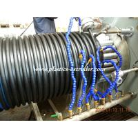 Cheap PP Spiral Corrugated Pipe Extrusion Line HDPE Pipe Extruder 200mm-1200mm wholesale