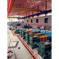 Cheap Cut To Length 12M Hot Rolling Machine With Hydraulic Billet Pusher Grouping wholesale