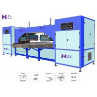 Cheap 27.12MHZ Air Pocket High Frequency PVC Welding Machine 25KW 35KVA Input Power wholesale