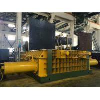 Buy cheap Large Press Box Size High Density Baling Press Scrap Metal Baler Y81K - 630 from wholesalers