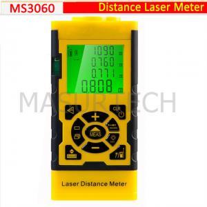 Cheap 60m Portable Digital Laser Distance Measurer MS3060 wholesale