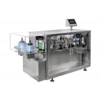 Cheap Small Scale Suppository Filling And Sealing Machine Apply For Plant Nutrient Solution wholesale