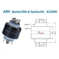 China six  channnels High Current Slip ring on sale