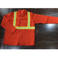 Cheap Nomex Flame Resistant Protective Clothing Firehouse Radiation Protection wholesale