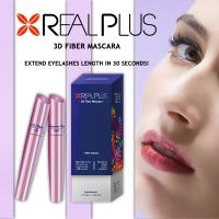 Buy cheap Unique Products semi permanent mascara Real plus 3D Fiber Mascara wholesale from wholesalers