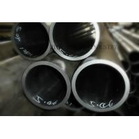 Cheap DIN 2391 St45 Precision Steel Tube with PED ISO Certificate , Hydraulic Steel Pipe wholesale