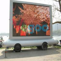 P5.95 Outdoor Full Color Rental LED Display Truck Mounted Led Screen 28235 Pixel/M2
