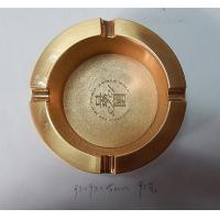 Metal ashtray for corporate branding event, corporate branded ashtray for promotion gift,