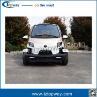 Cheap Air conditioner electric vehicle/car/automobile with 120km mileage for one charge wholesale