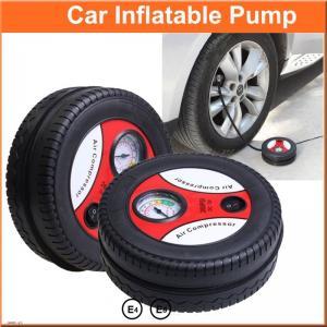 Cheap 12V 260 PSI Motors Automotive  Car Pump Portable Tire Inflator Air Compressor wholesale