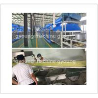 Cheap Bag Instant Noodle Production Line , Compact Structure Cup Noodles Machine wholesale