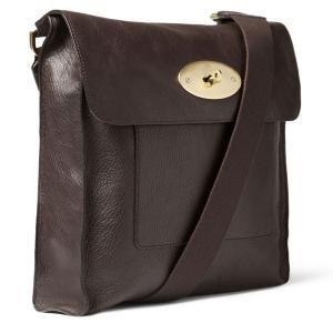 Cheap Fine Handmade Mens Leather Crossbody Bag , Comfort Woven Made Shoulder Strap wholesale