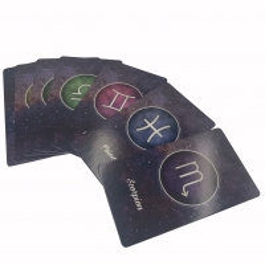 Cheap Non Toxic CMYK 4C Offset Printing Tarot Card Deck wholesale