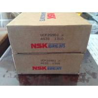 Buy cheap NSK UCF209 Flanged Pillow Block Bearings with outer spherical bearing from wholesalers