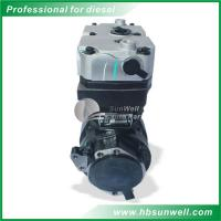 Cheap ISBE Engine parts Air  Compressor 3509DE2-010-A 4947027 for Dongfeng Truck wholesale
