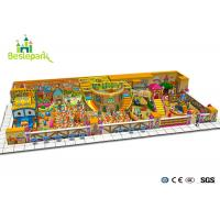 Buy cheap Commercial Center Indoor Climbing Frame And Slide Static Resistance from wholesalers