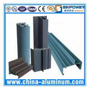 Cheap Decorative Aluminium Window Door Aluminum Profiles wholesale