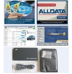 Cheap Vivid Auto / Mitchell Truck Diagnostic Software , Automotive Diagnostic Tools wholesale