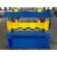 Cheap Automatic High Speed Sheet Metal Roll Forming Machine For Making Floor Decks wholesale