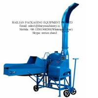 Cheap Agriculture Chaff Cutters Machine , Silage Cutting Machine For Farm wholesale