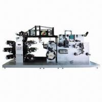 Cheap Full Rotary Letter Press for Printing Aluminium Plastic Laminated Web wholesale
