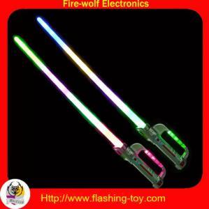 China LED Sword Toy,Kids Plasitc Swords Toy, Kids Flash Stick Toy on sale