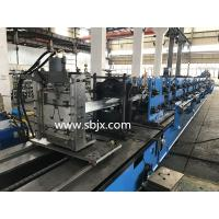 Cheap High Speed Hat Roll Forming Machine / Roll Forming Equipment For Solar Stands wholesale
