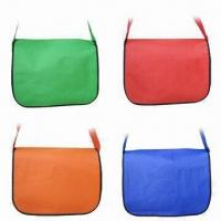Cheap Leisure and Business Nonwoven Shoulder Bags wholesale