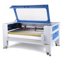 Cheap Auto Feeding Laser Cutting Machine For Soft Roller Materials With CCD Camera wholesale