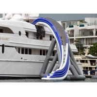 Cheap Commercial Grade Inflatable Water Slide, Inflatable Yacht Ship Slide wholesale
