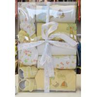 Cheap Custom Organic Cotton Newborn First Baby Baptism Gift Sets OEM wholesale
