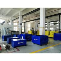 Buy cheap Automatic Cold Pipe Cutting And Beveling Machine Split Frame Technology from wholesalers
