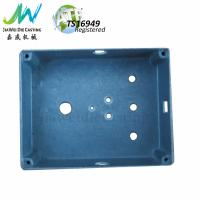 Stone Vibration Surface Die Cast Aluminium Box Drilling with Free Steel Stainless Screws