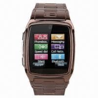 Cheap Watch Cellphone, CECT Watch Mobile Phone, GSM Watch Mobile Phone, GSM Quad Band Mobile Phone wholesale