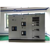 Buy cheap 400V 660V 4000A GCT Indoor Power Industrial Electrical Switchgear LV With MCB / MCCB from wholesalers
