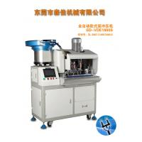 Cheap 0.5 - 0.8MPa Terminal Wire Crimping Machine , Two End Wire Processing Machine wholesale