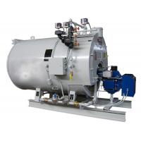 China Big Multi Flue Gas Tube Oil Fired Water Steam Boiler Heating System , 5 Ton on sale