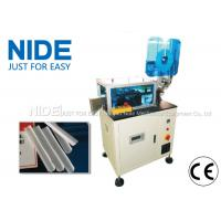 Cheap Motor Armature And Stator Slot Insulation Paper Wedge Inserting Machine 220V 60Hz wholesale