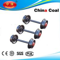 Cheap China mine wagon wheel for mineral on sale wholesale