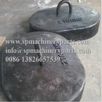 Cheap Manufacturer OEM ODM New Design Semi-Circular Common Gray Cast Iron Mooring Sinker 400KG From China wholesale