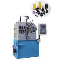 Cheap Computer Control Spring Coil Machine 125 * 95 * 170 cm Unlimited Wire Feed Length wholesale