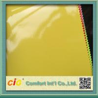Shiny Surface Plain Design Pvc Shoe Leather Thickness From 0.6mm To 1.8mm
