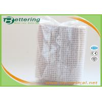 China Heavy Weight Synthetic Elastic Adhesive Bandage , EAB Finger / Thumb Strapping Tape on sale