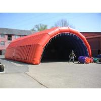 Cheap new design inflatable tunnel tent/ new design inflatable sports tent with hat shape/ inflatable car tent  wholesale