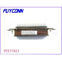 Cheap 36 Pin IEEE 1284 Connectors,Centronic Easy Type Solder Female Connector Certified UL wholesale